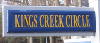 King's Creek Circle