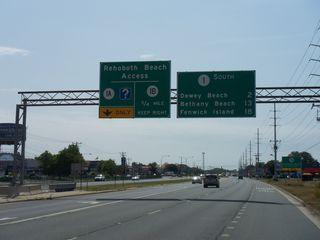 Rehoboth Traffic Signs