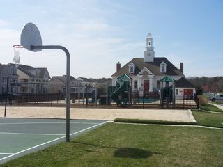 Basketball & Manor House